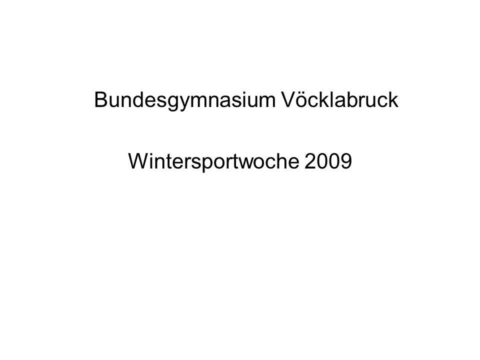 Bundesgymnasium Vöcklabruck