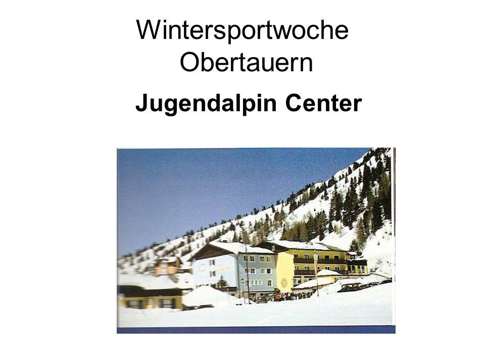 Wintersportwoche Obertauern
