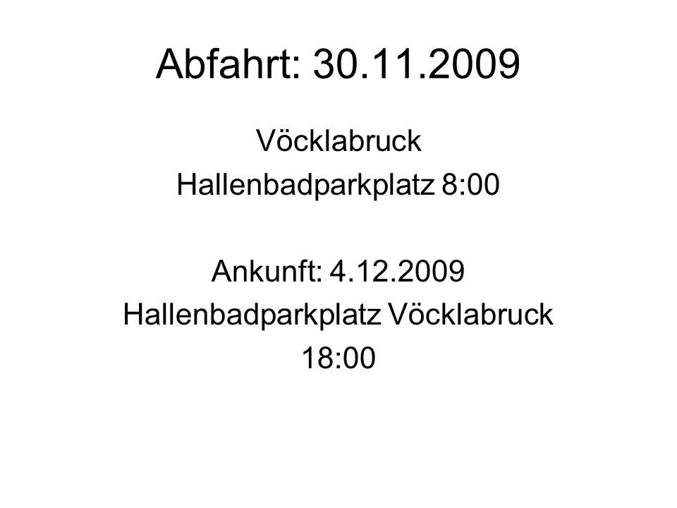 Hallenbadparkplatz Vöcklabruck