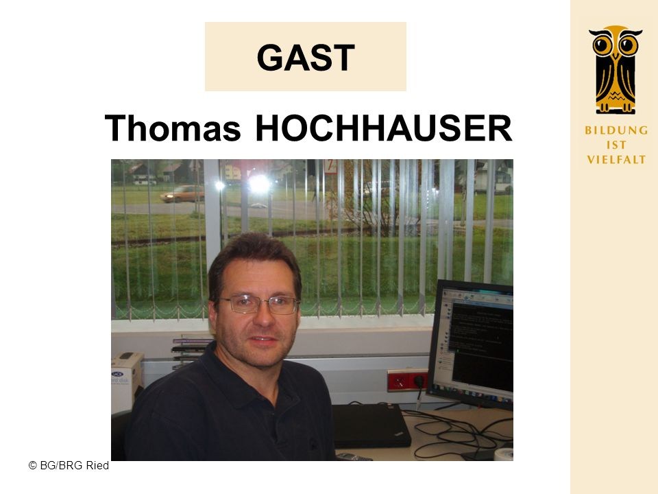 GAST Thomas HOCHHAUSER