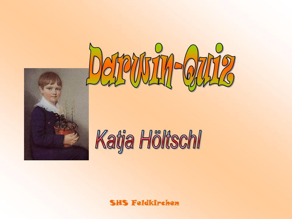 Darwin-Quiz Katja Höltschl