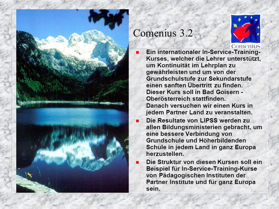 Comenius 3.2