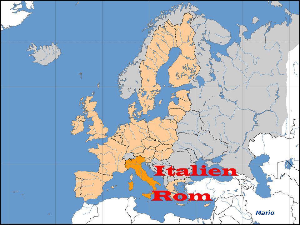 Italien Rom Mario