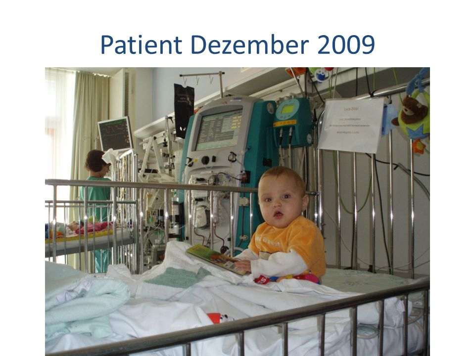 Patient Dezember 2009