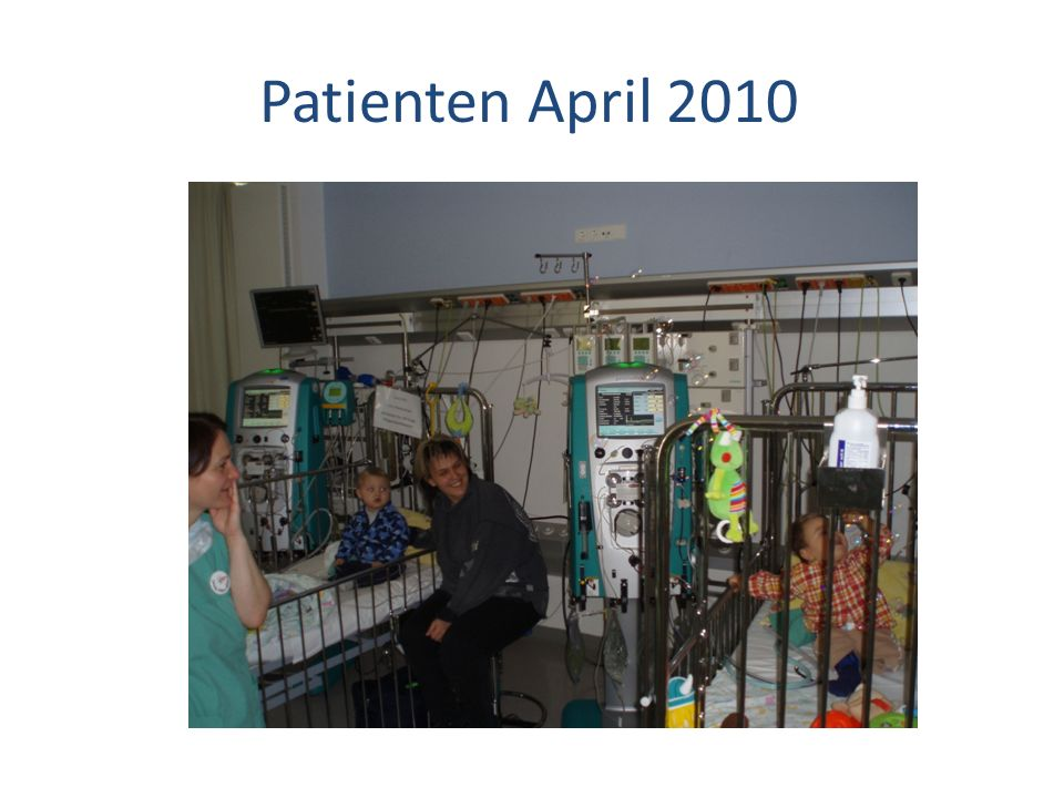 Patienten April 2010