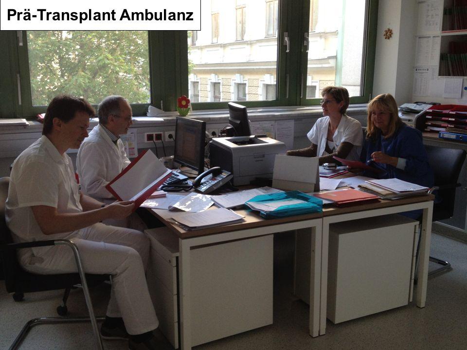 Prä-Transplant Ambulanz