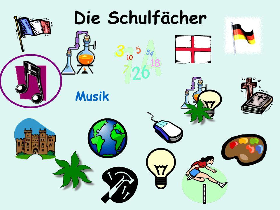Die Schulfächer Musik