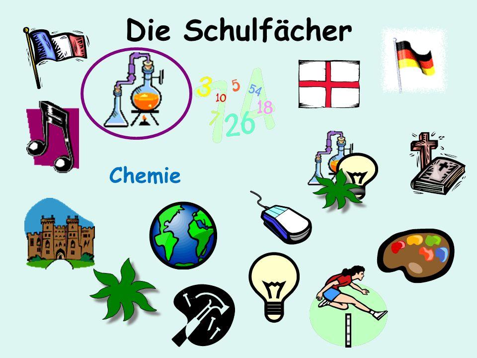 Die Schulfächer Chemie