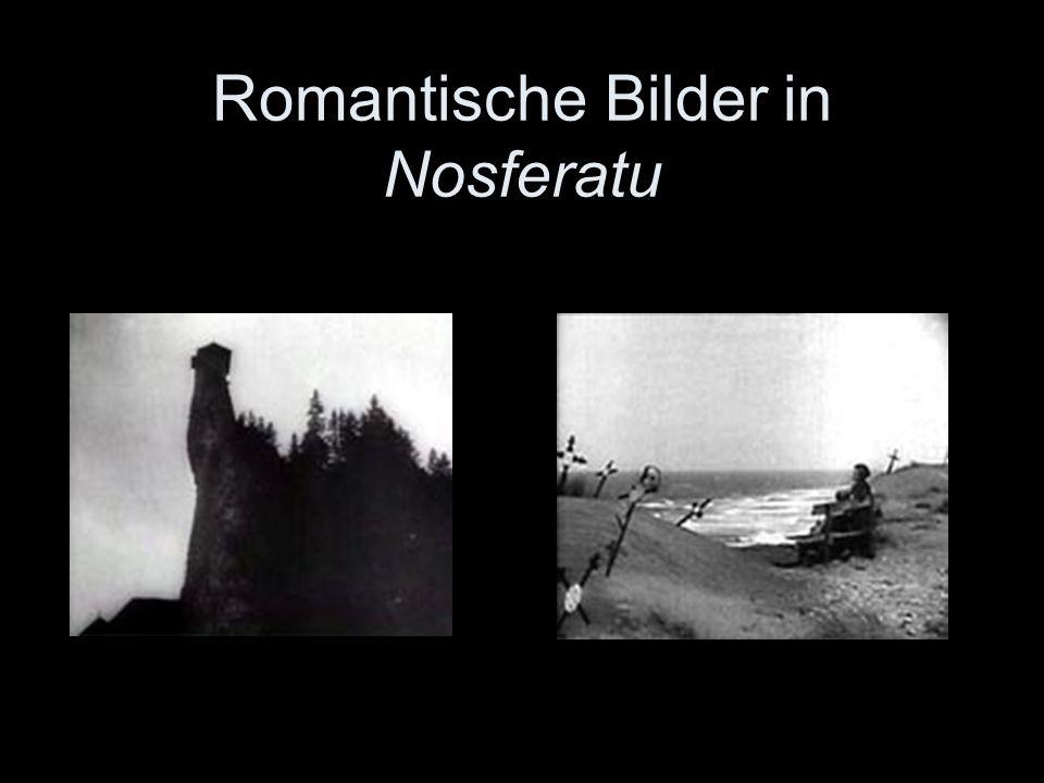Romantische Bilder in Nosferatu