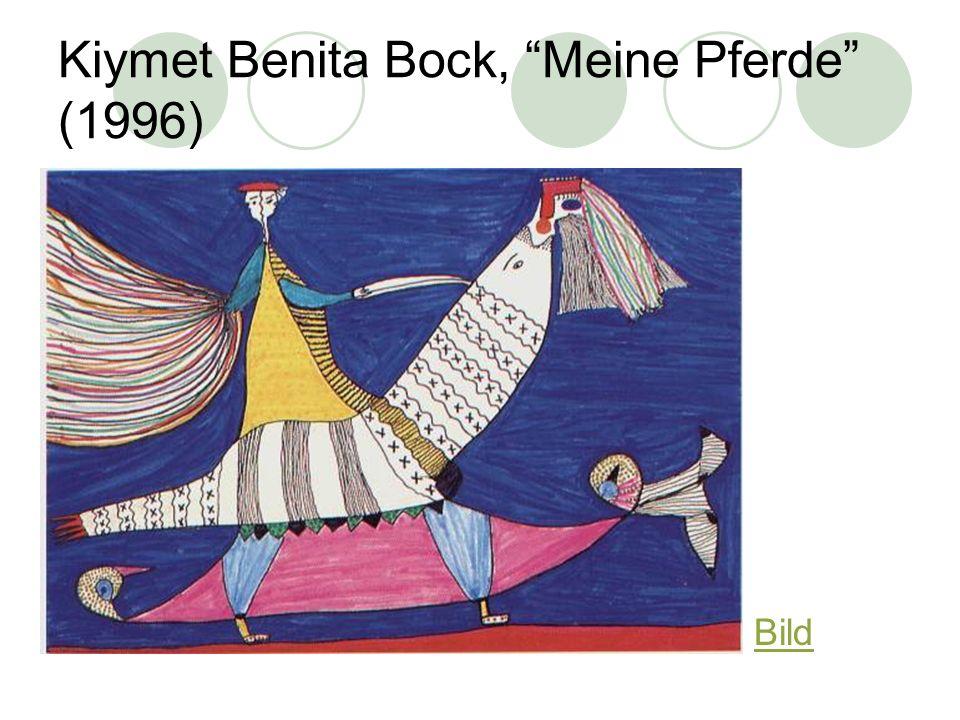 Kiymet Benita Bock, Meine Pferde (1996)