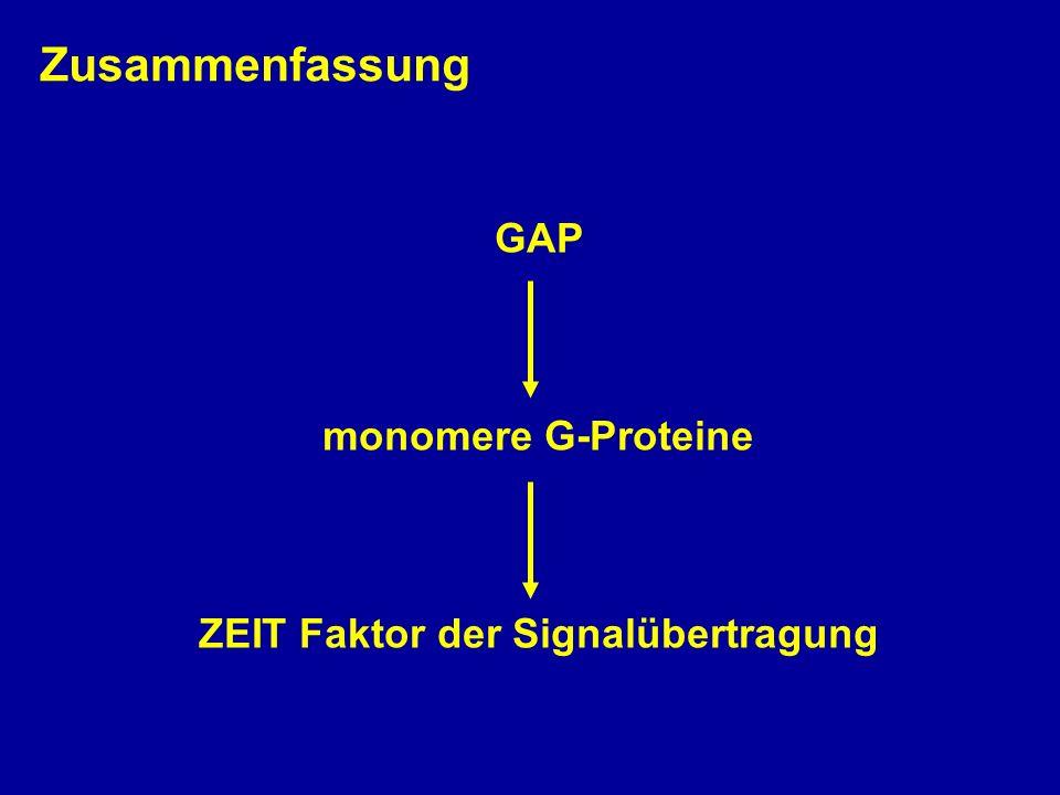 ZEIT Faktor der Signalübertragung