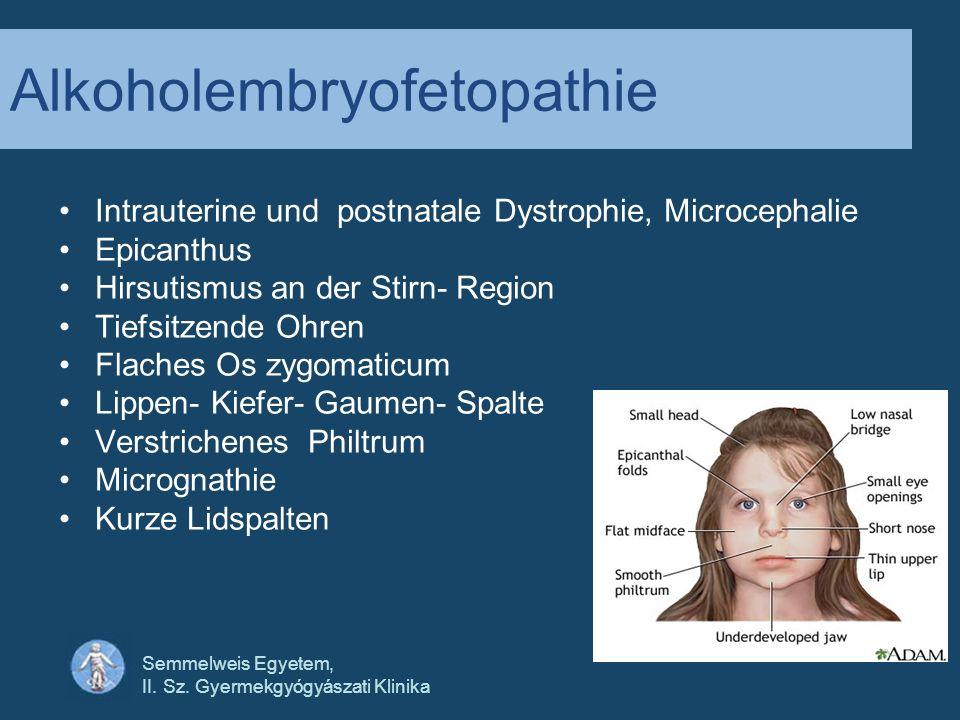 Alkoholembryofetopathie