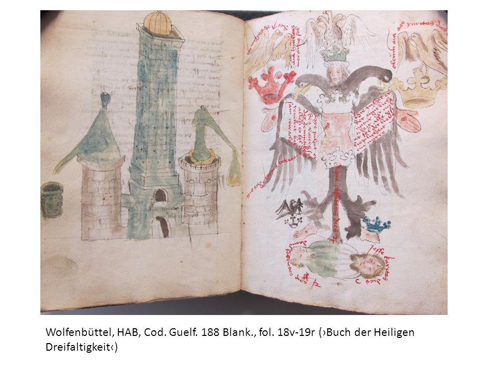 Wolfenbüttel, HAB, Cod. Guelf. 188 Blank. , fol