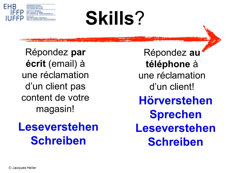 Répondez au téléphone à une réclamation d'un client!