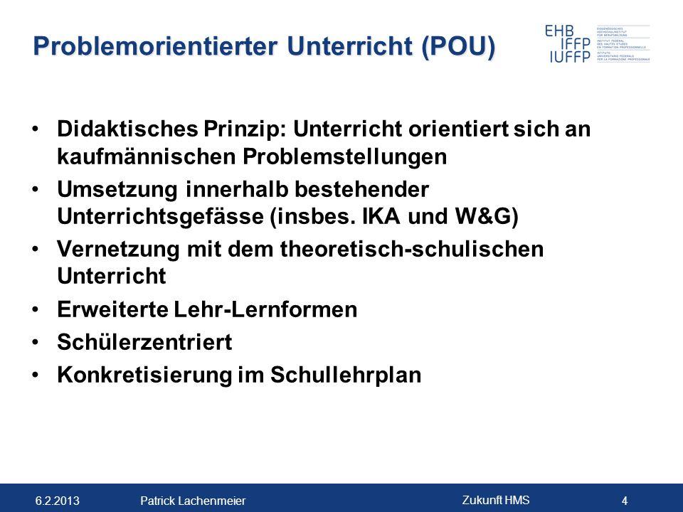 Problemorientierter Unterricht (POU)