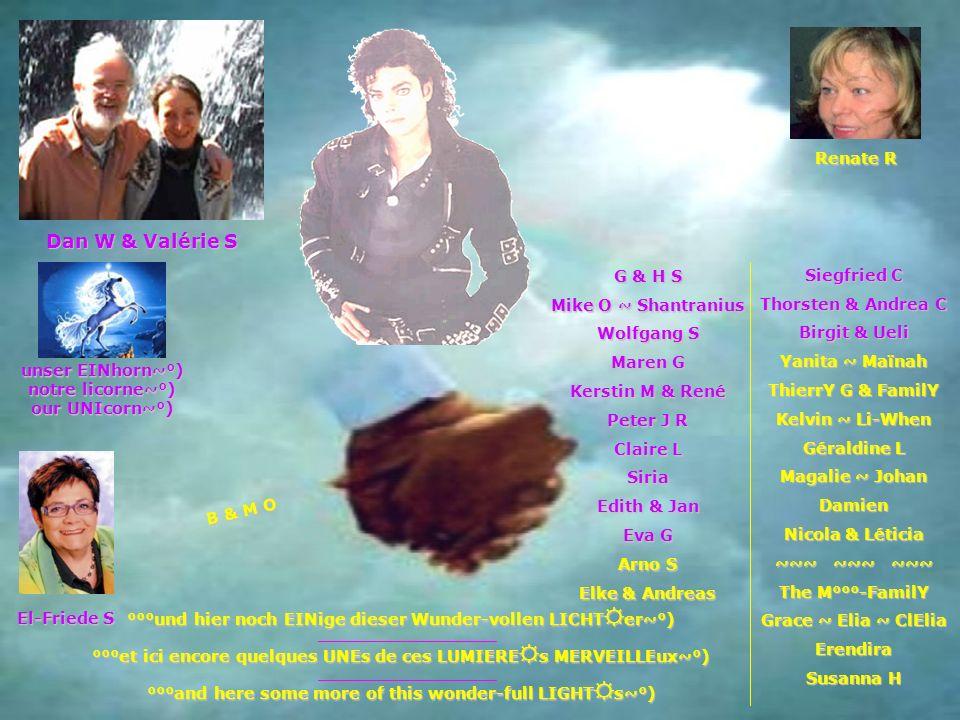 Dan W & Valérie S Renate R G & H S Siegfried C Mike O ~ Shantranius