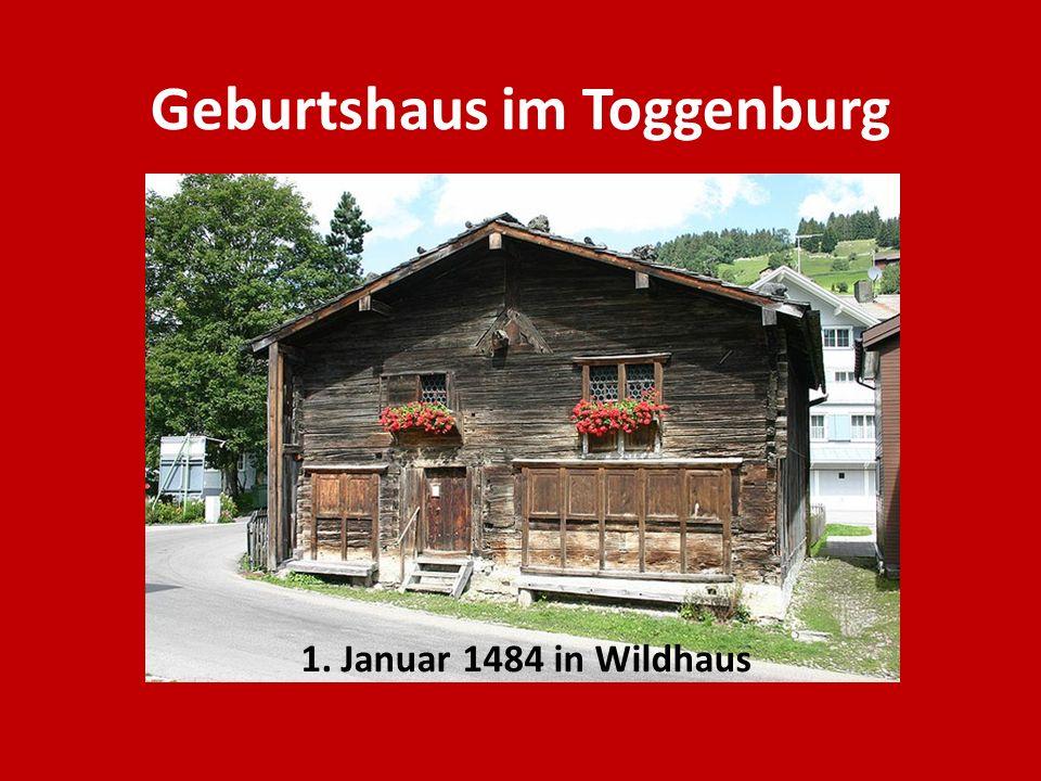 Geburtshaus im Toggenburg