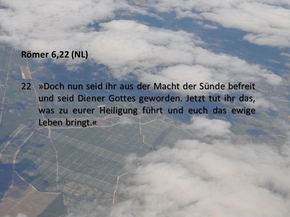 Römer 6,22 (NL)