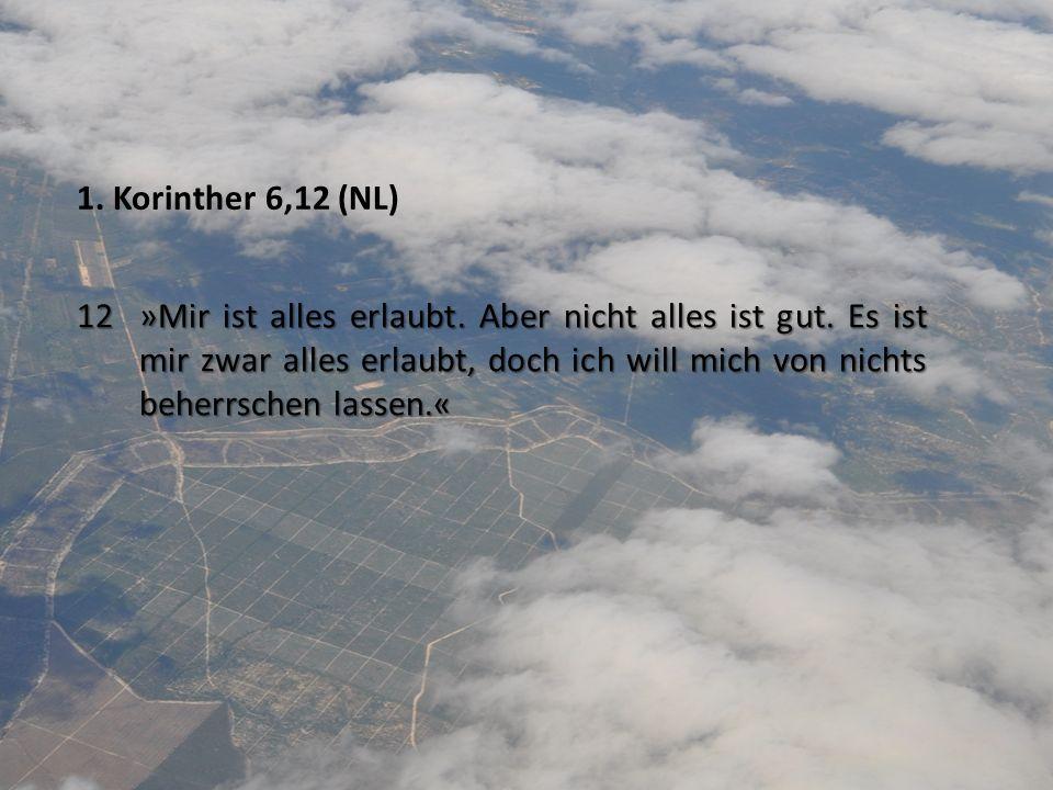 1. Korinther 6,12 (NL)