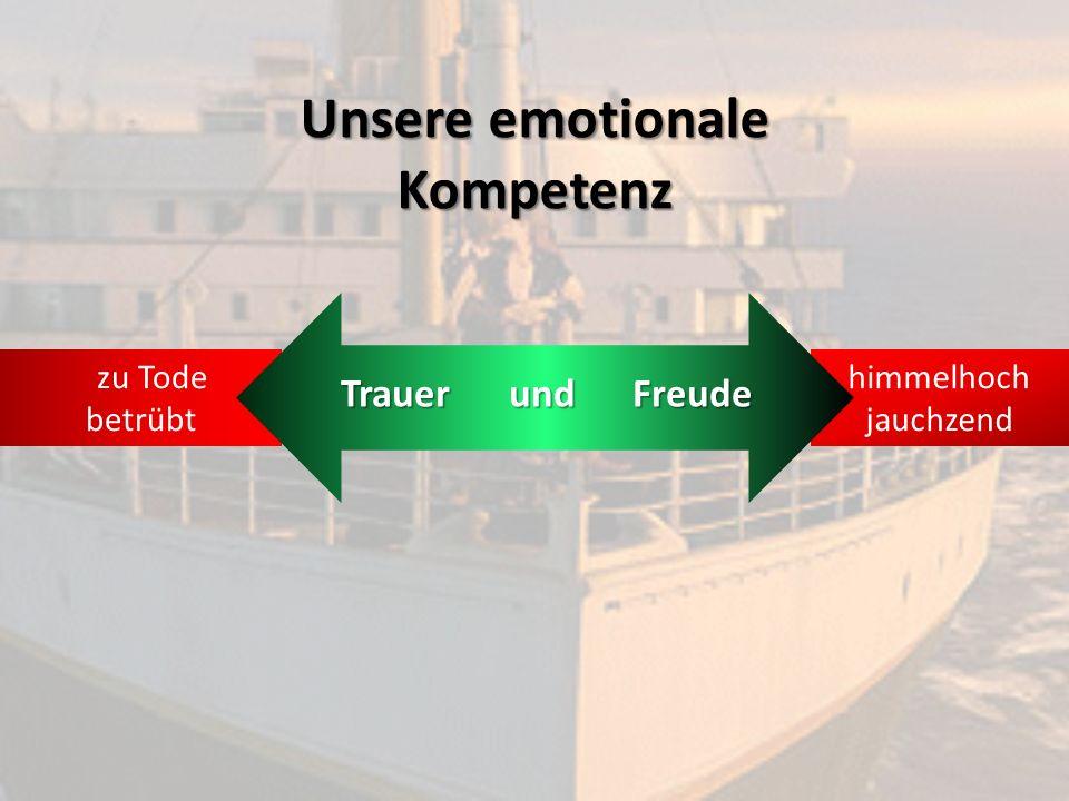 Unsere emotionale Kompetenz