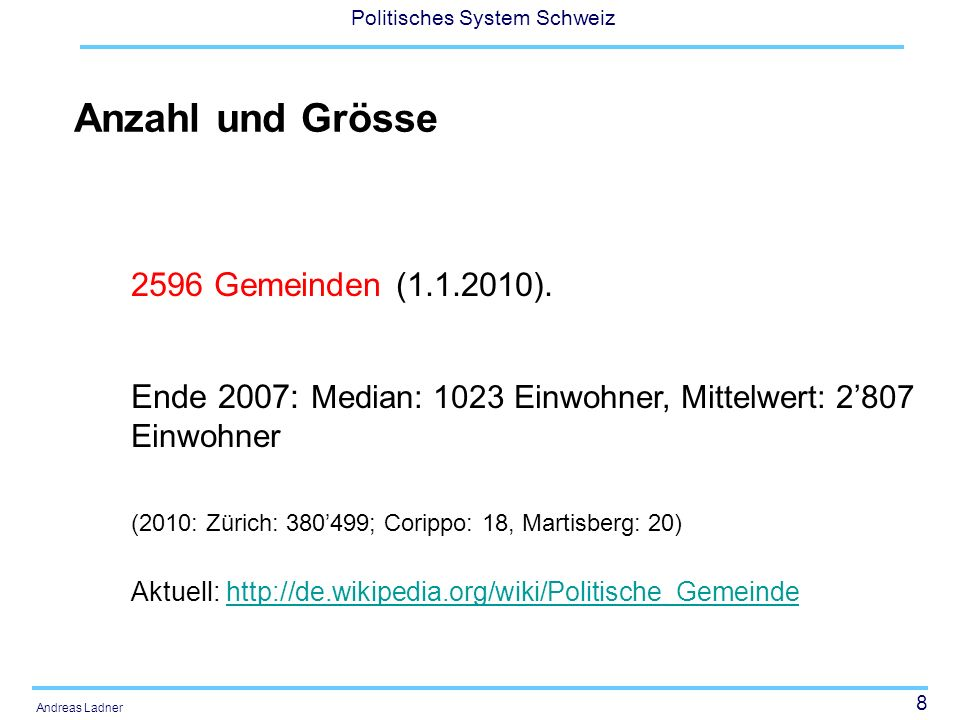 Aktuell: http://de.wikipedia.org/wiki/Politische_Gemeinde