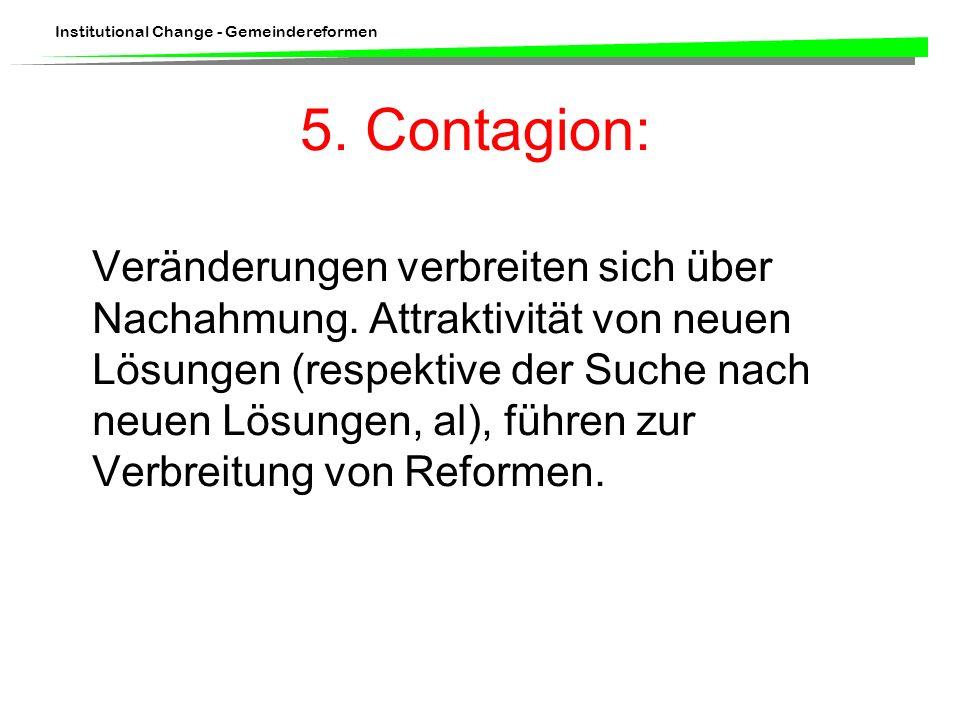 5. Contagion: