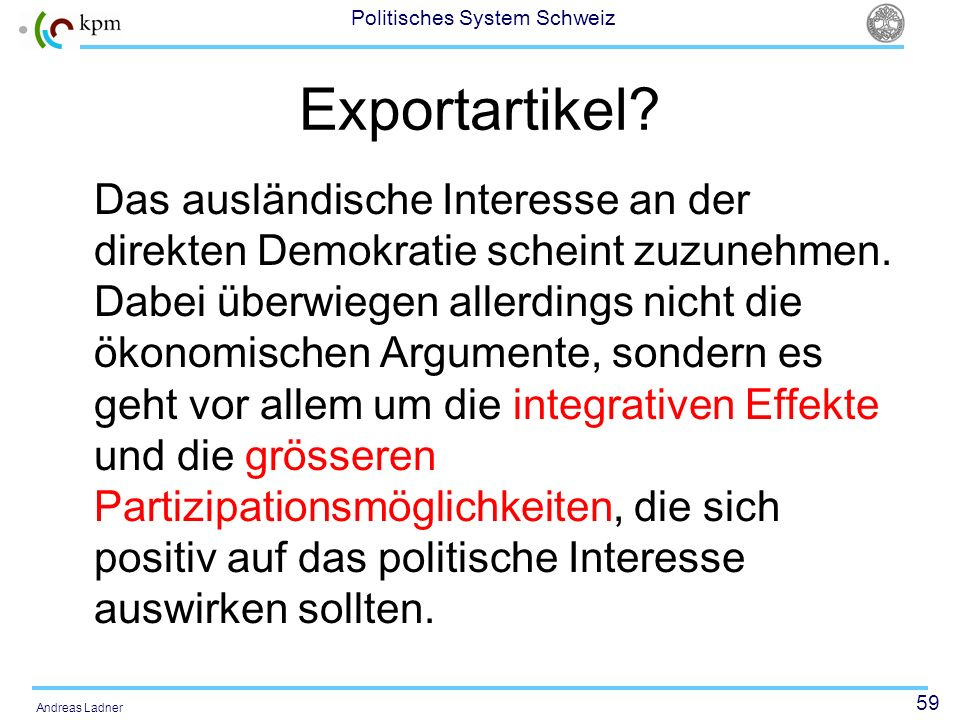 Exportartikel
