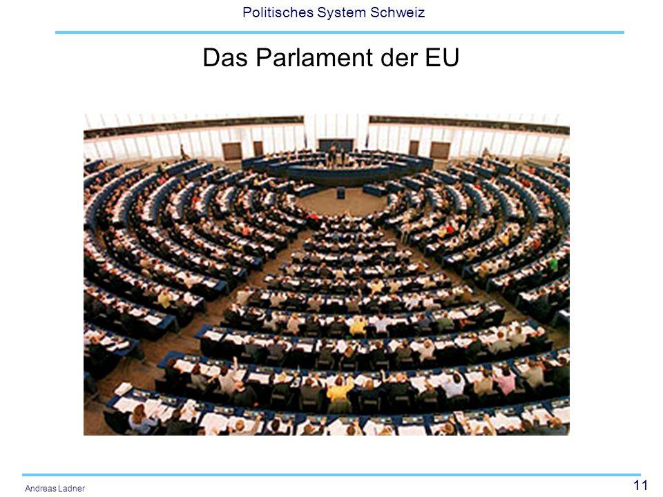 Das Parlament der EU http://www.europarl.eu.int/presentation/default_de.htm.