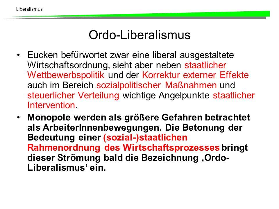 Ordo-Liberalismus