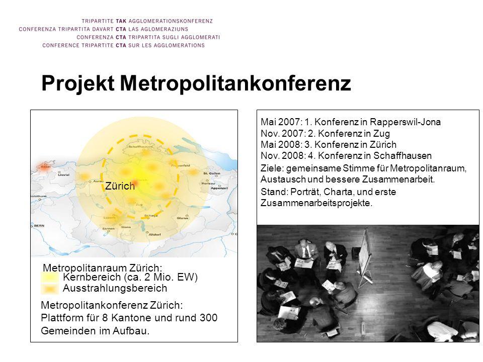 Projekt Metropolitankonferenz