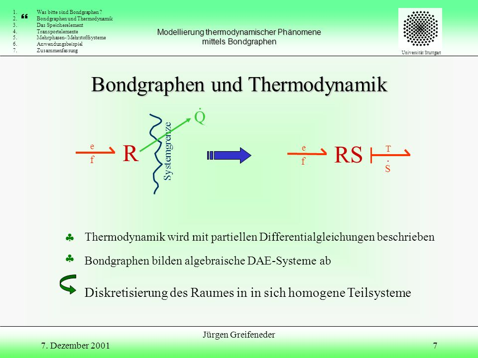 28.03.2017 } Wahl der Variablen. Zur Beschreibung eines thermodynamischen Systemes sind drei Variablen notwendig.