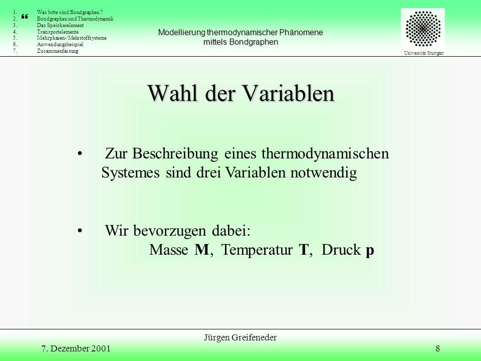 Energiebilanz } Grundkonzept: Netzwerktheorie; C- und R-felder