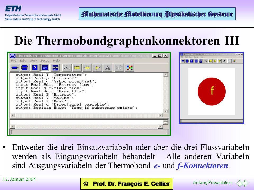 Die Thermobondgraphenkonnektoren III