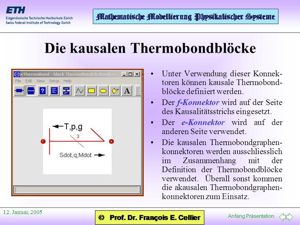 Die kausalen Thermobondblöcke