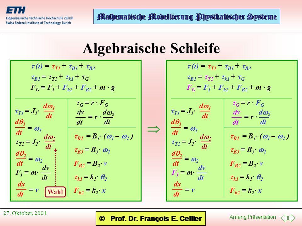 Algebraische Schleife