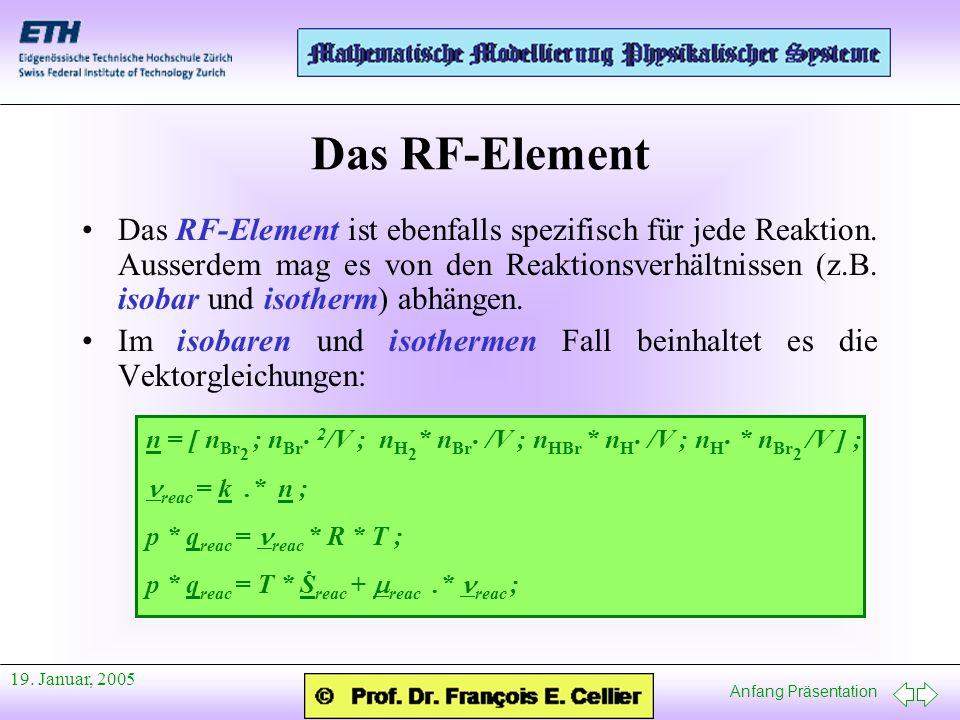 Das RF-Element