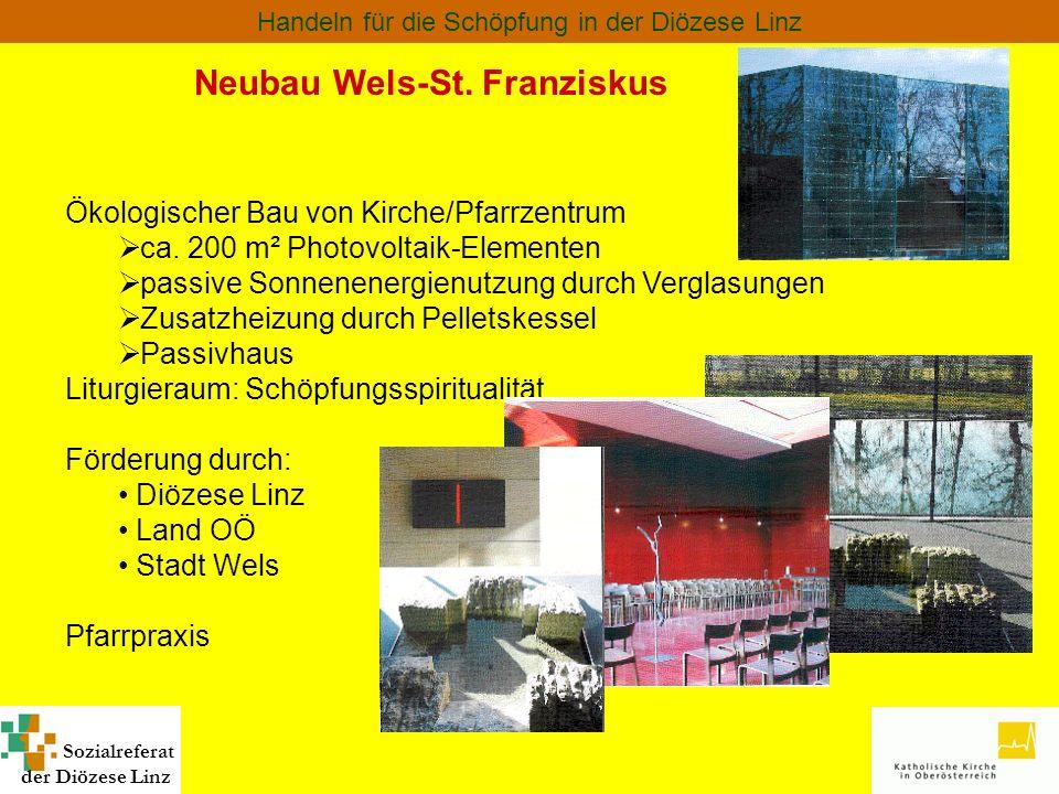Neubau Wels-St. Franziskus