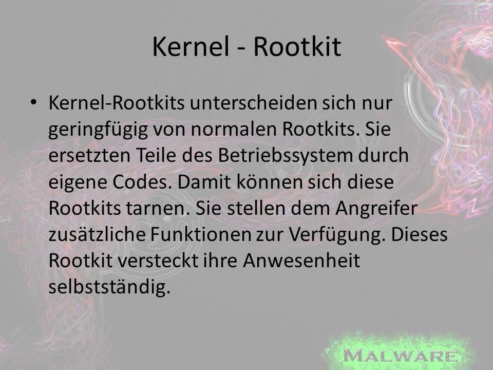 Kernel - Rootkit