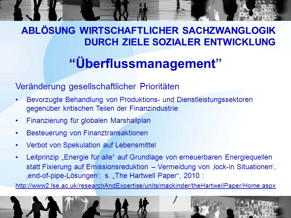 Überflussmanagement