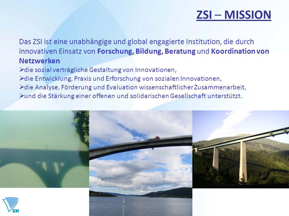 ZSI – MISSION