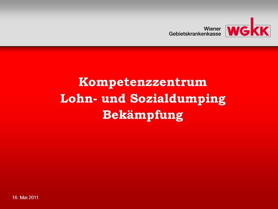 Kompetenzzentrum Lohn- und Sozialdumping Bekämpfung