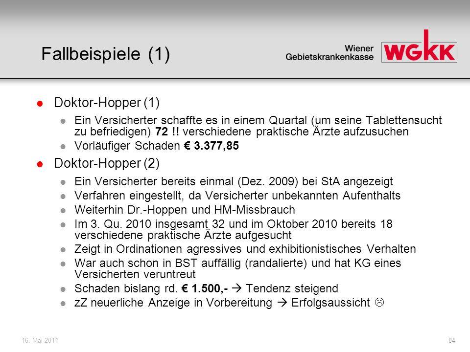 Fallbeispiele (1) Doktor-Hopper (1) Doktor-Hopper (2)