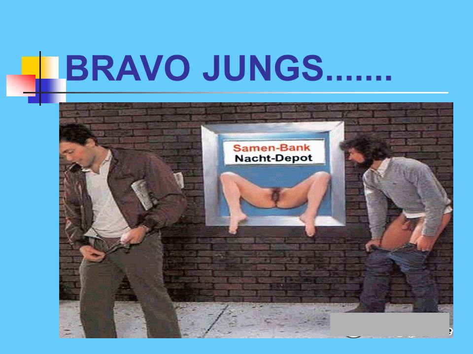 BRAVO JUNGS.......