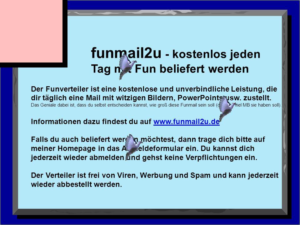 funmail2u - kostenlos jeden