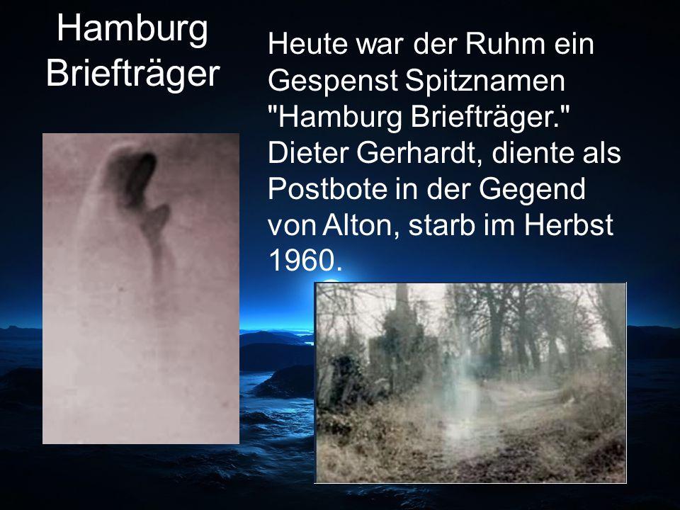 Hamburg Briefträger