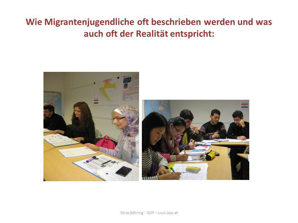 Silvia Göhring - ISOP - www.isop.at