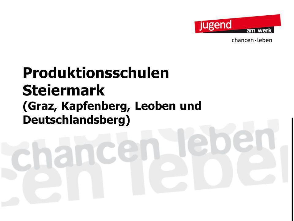 Produktionsschulen Steiermark