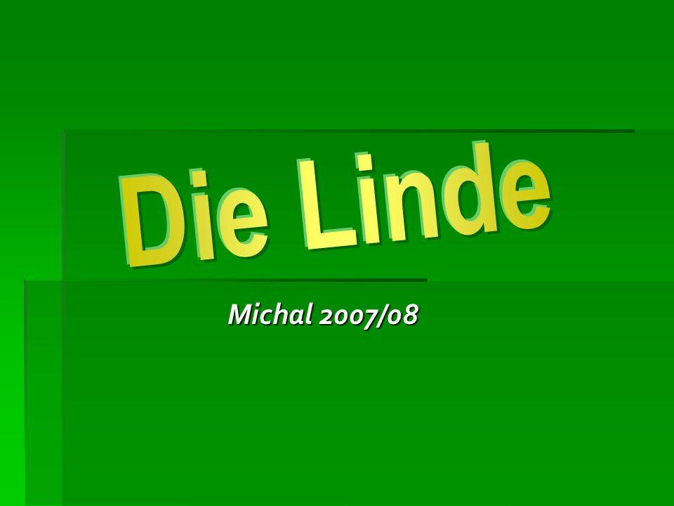 Die Linde Michal 2007/08
