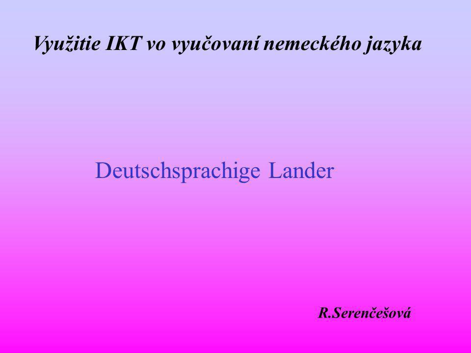 Deutschsprachige Lander