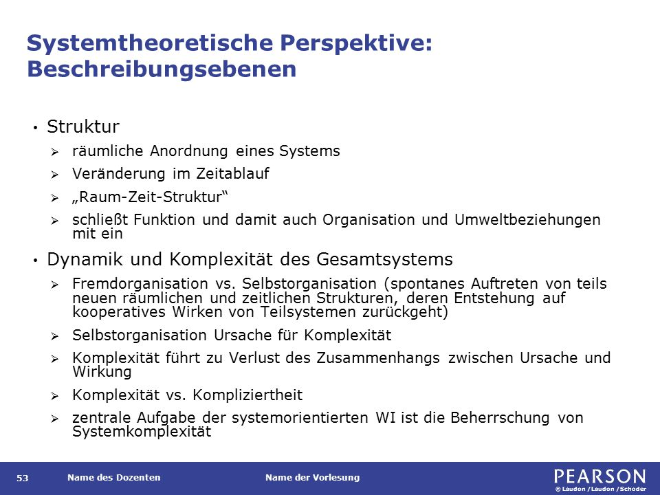"""Systemtheoretische Perspektive: Lenkbarkeit von Systemen (""""Regelkreise )"""